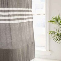 4040 Locust Miyo Yarn Dye Shower Curtain