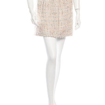 By Malene Birger Bouclé Skirt