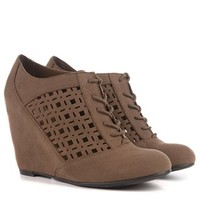 Women's Tess Wedge Bootie