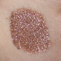 ICED MOCHA glitzy vegan eye shadow