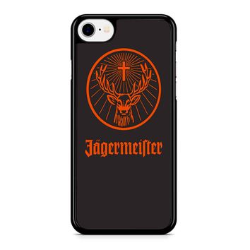 Jagermeister Hiddentemple Iphone 8 Case
