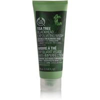 Tea Tree Blackhead Exfoliating Wash