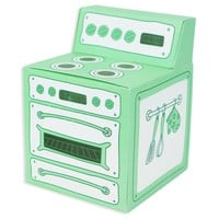 Mint Green Oven Cupcake Box