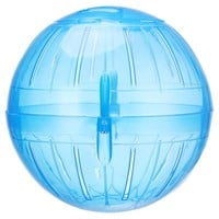 Running Ball Plastic Grounder Fun Jogging Hamster Crystal Durable