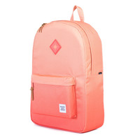 Herschel Supply Co.: Heritage Backpack - Dusk Rubber
