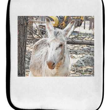 TooLoud Troubled Burro 9 x 11.5 Tablet  Sleeve