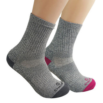Sports Outdoors Quick Dry Camping Unisex Socks 2pairs/set [10383492556]