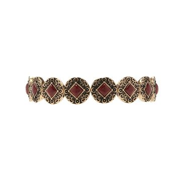 Ornate Stretch Bracelet