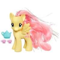 MY LITTLE PONY FLUTTERSHY Figure | Pet Figures for ages 3 YEARS & UP | Hasbro