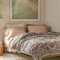 Plum & Bow Juniper Scarf Medallion Duvet Cover Snooze Set