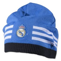 Real Madrid 3 Stripe Beanie - WorldSoccerShop.com