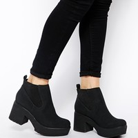 ASOS ROXY Chelsea Ankle Boots