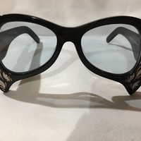 ONETOW Authentic New GUCCI Sunglasses GG0143S Mother of Pearl Black Smoke Blue Gray Len