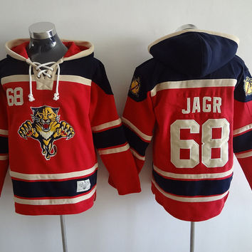 Florida Panthers - JAROMIR JAGR #68 Vintage NHL Sweatshirt