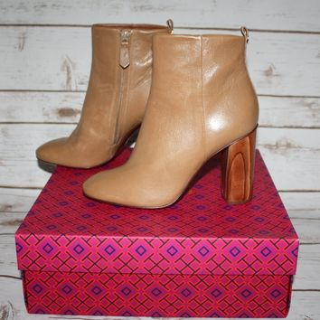 New Tory Burch Natural Raya Bootie (US Size 7)