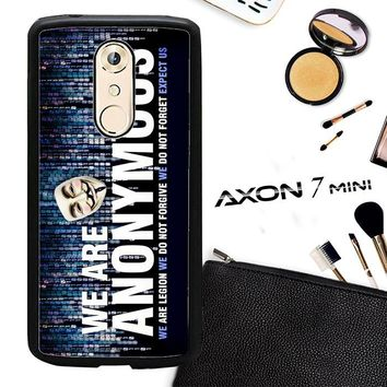 Anonymous Wallpaper Y2170 ZTE AXON 7 Mini Case
