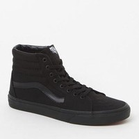 vans sk8 hi black canvas shoes at pacsun com  number 1