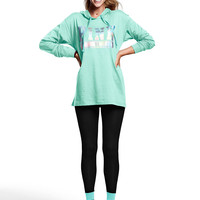 Campus Hoodie Tee & Campus Legging Gift Set - PINK - Victoria's Secret