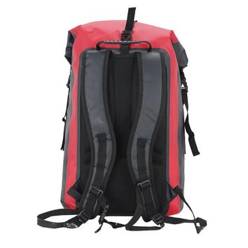 GZL New Europe and the American style travel red roll travel bag Unisex backpack KQ0088