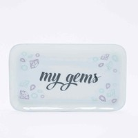 Trinket Gems Catchall Tray - Urban Outfitters