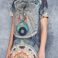 ETERNAL WISDOM TEE DRESS - LIMITED