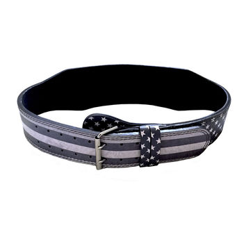 "Stars and Stripes 4"" Weightlifting Belt 