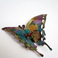 Butterfly Brooch / Pin