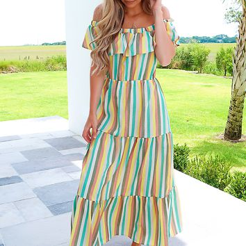 Nothing Compares Dress: Multi
