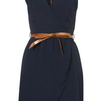 WRAP DRESS BY WAL G