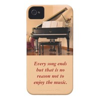 Music - phone cover