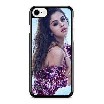 Selena Gomez 5 Iphone 8 Case