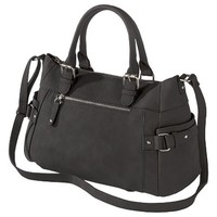Merona® Timeless Collection Crossbody Satchel Handbag