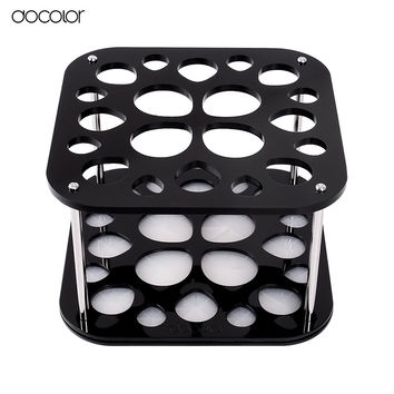 New Arrival Docolor Dry Brush holder Brushes organizer Stand Accessories Comestic Brushes Aside Hang Tools Free Shipping