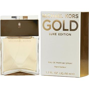 Perfume Women  MICHAEL KORS GOLD LUXE EDITION by Michael Kors 2013 Fragrance