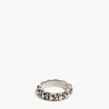 NORTHSKULL Skull ring band