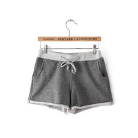 Summer Casual Shorts Home Pants Sportswear [4917820548]