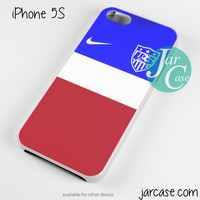 usa soccer jersey Phone case for iPhone 4/4s/5/5c/5s/6/6 plus