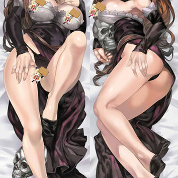 New Sorceress - Dragon's Crown Anime Dakimakura Japanese Pillow Cover ContestEightyFour 10