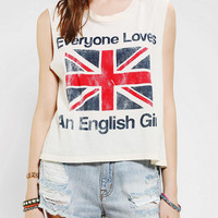 Urban Outfitters - Le Shirt Everyone Loves An English Girl Tee