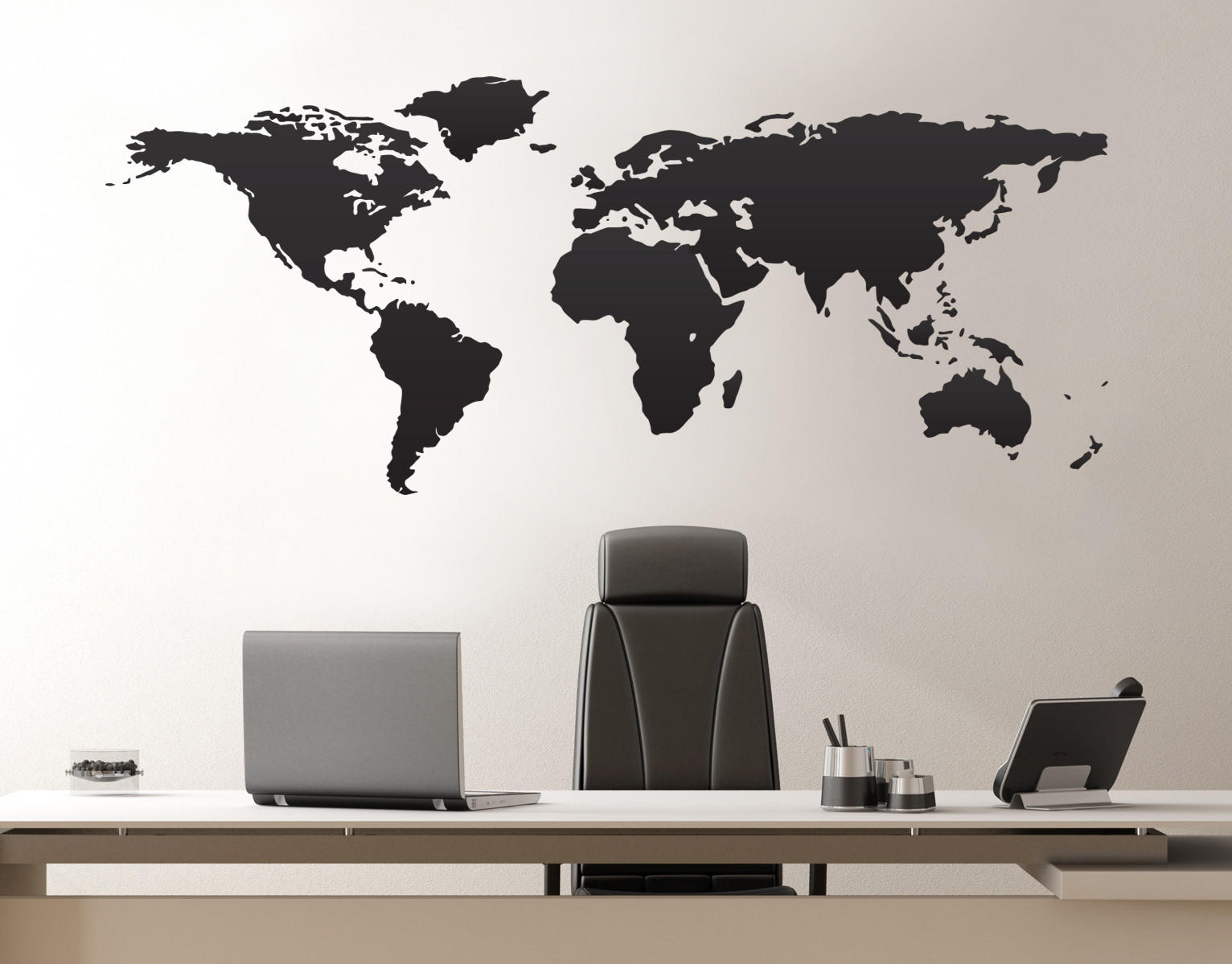 Vinyl wall art decal sticker world map from stickerbrand full size amipublicfo Gallery