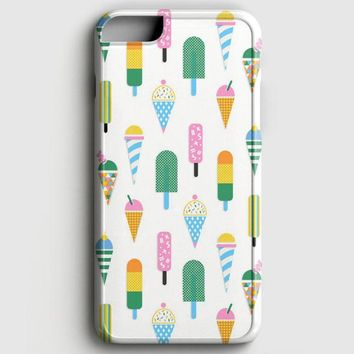 Ice Cream Cone Popsicle iPhone 8 Case