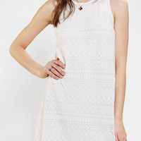 Urban Outfitters - Pins And Needles Lace Shift Dress