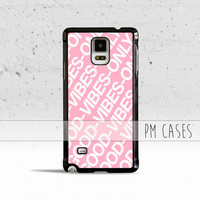 Good Vibes Only Case Cover for Samsung Galaxy S3 S4 S5 S6 S7 Edge Plus Active Mini Note 1 2 3 4 5