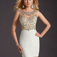 Clarisse 2671 Clarisse Classics Prom Dresses, Evening Dresses and Homecoming Dresses | McHenry | Crystal Lake IL