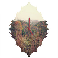 Catherine McDonald Autumn In Appalachia Baroque Clock