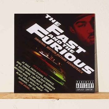Fast & Furious - Original Soundtrack LP