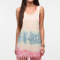 Urban Outfitters - Sparkle & Fade Muscle Tank Beach Cover-Up