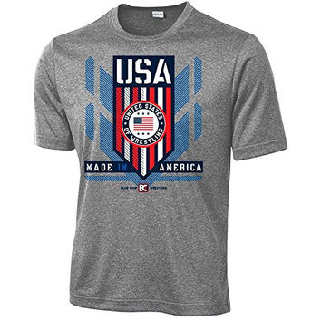 Made In America 2.0 Wrestling Victory T-Shirt