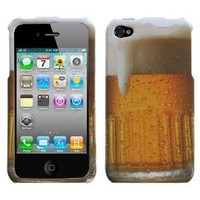 Beer-Food Collection Phone Protector Faceplate Cover For APPLE iPhone 4S/4/4G
