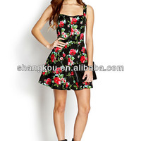 China Supplier Fashion Clothing Women Latest Design Floral Print Fancy Beautiful Summer Short Dress,Dress Lady 2014 Women Dress - Buy Women Dress,Dress Lady,Women Short Dress Product on Alibaba.com